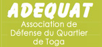 Adequat Association de défense du quartier de Toga